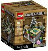LEGO Minecraft - The Village (21105)