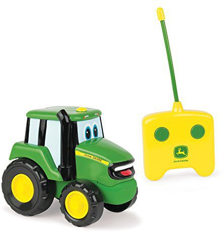 Tomy John Deere Remote Controlled Johnny Tractor (42946)