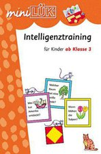 miniLÜK 341 Intelligenztraining 1