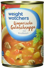 WeightWatchers Ungarische Gulaschsuppe