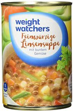 WeightWatchers Feinwürzige Linsensuppe