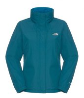 The North Face Women's Resolve Insulated Jacket Prussian Blue