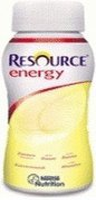 Nestlé Nutrition Resource energy Banane (6 x 4 x 200 ml)