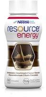 Nestlé Nutrition Resource energy Schokolade (6 x 4 x 200 ml)