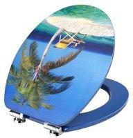 Cornat Art of Acryl Island WC-Sitz (KSDSC320)
