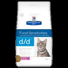 Hills Prescription Diet Feline d/d Wild (1,5 kg)