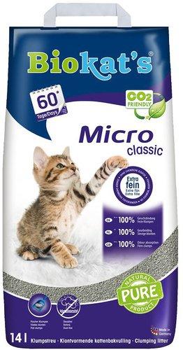 Gimborn Micro Katzenstreu (14 L)