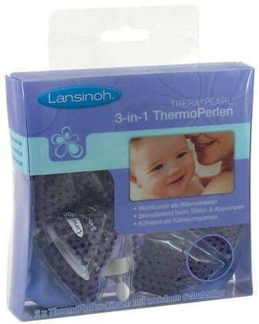 Lansinoh Thermo Perlen-Kissen 3-in-1