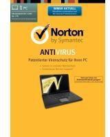 Symantec Norton AntiVirus 2014 (Win) (1 User) (1 Jahr) (DE) (Box)