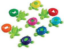 Learning Resources Smart Splash - Shape Shell Turtles