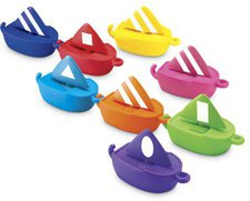 Learning Resources Smart Splash - Sail Away Shapes