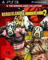 Borderlands 1 + 2 (PS3)