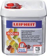 Leifheit Vorratsdose Fresh&Easy eckig 0,4 l