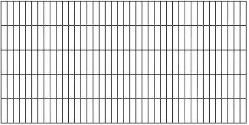 GAH Doppelstabmatte BxH: 200 x 140 cm