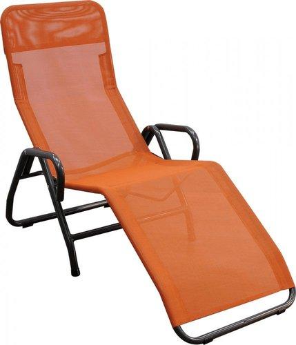 MFG Freizeitmöbel Pool Bäderliege 3 (Stahl/Textil)