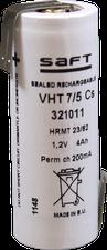Saft Batterien VHT 75CS 1Z NiMH-Zelle 1,2V 4200 mAh Z-Lötfahne