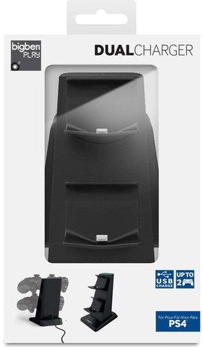 BigBen PS4 Controller-Dual-Ladestation