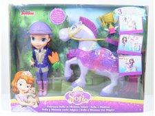 Mattel Disney Princess Sophia and Minimus