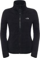 The North Face Women's 200 Shadow Full Zip Fleece Jacket Tnf Black