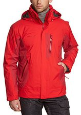 Mammut Kian 4-S Jacket Men Inferno Dark-Inferno