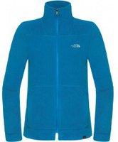 The North Face Women's 200 Shadow Full Zip Fleece Jacket Brilliant Blue