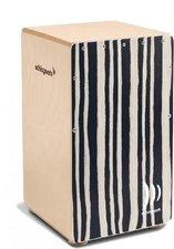 Schlagwerk Cajon Agile Pro Zebra (CP 560)