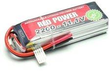 Pichler Red Power Lipo Akku 2200mAh 11.1V 30C (C6074)