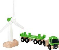Brio Windmühle mit Transporter (33526)