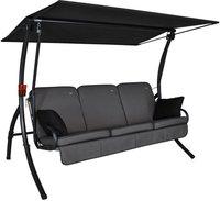 Angerer Primero Style 3-Sitzer (Design Style Grau)