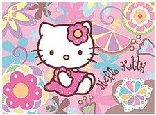 Ravensburger Puzzle 14010 Flower Power Kitty