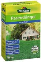 Dehner Rasendünger mineralisch mit Langzeitwirkung 2,5 kg