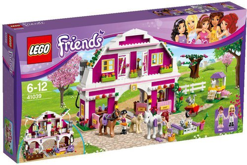 LEGO Friends - Sunshine Ranch (41039)