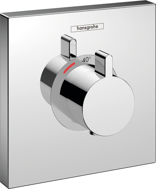 hansgrohe thermostat unterputz showerselect preisvergleich ab 214 10. Black Bedroom Furniture Sets. Home Design Ideas