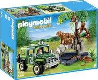 Playmobil Wild Life - Geländewagen (5416)