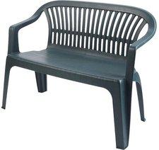 Fun Star Diva Monoblock Bank 2-Sitzer grün
