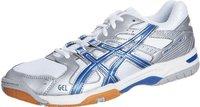 Asics Gel-Rocket 6 silver / blue / white