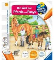 Ravensburger tiptoi - Die Welt der Pferde und Ponys