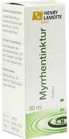 Henry Lamotte Myrrhentinktur (30 ml)