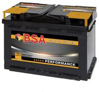 BSA Batterien 12V 80Ah 58079