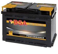 BSA Batterien 12V 80Ah 58079