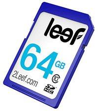 Leef SDXC 64GB Class 10 (LFSDC-06410AU)