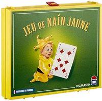 Dujardin Nain Jaune + Karten (französisch)
