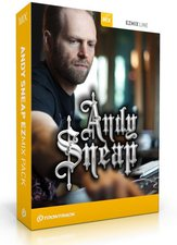 Toontrack EZmix Andy Sneap Pack
