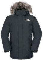 The North Face Men's Dryden Parka Dark Navy Blue