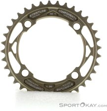 Straitline Race Ring Chainrings bronze