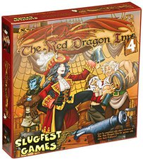 SlugFest Games Red Dragon Inn 4 (englisch)