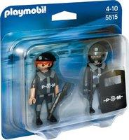 Playmobil City Action - Duo Pack SEK-Team (5515)