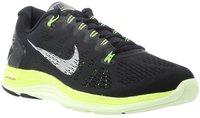 Nike LunarGlide+ 5 black/summit white/volt/barely volt