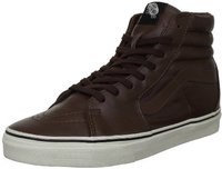 Vans Sk8-Hi Aged Leather brown