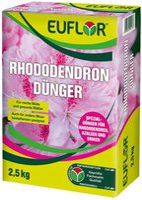 Euflor Rhododendrondünger 2,5 kg